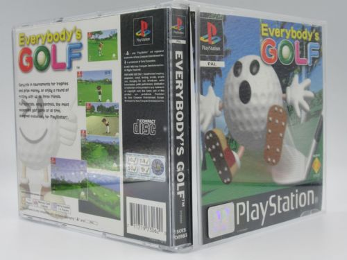 Everybody's Golf  (Playstation)